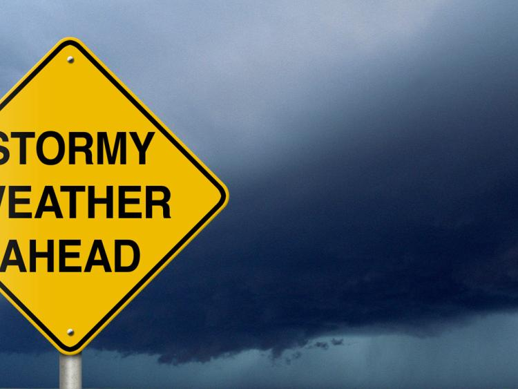 Met Éireann warns second storm on the way this evening
