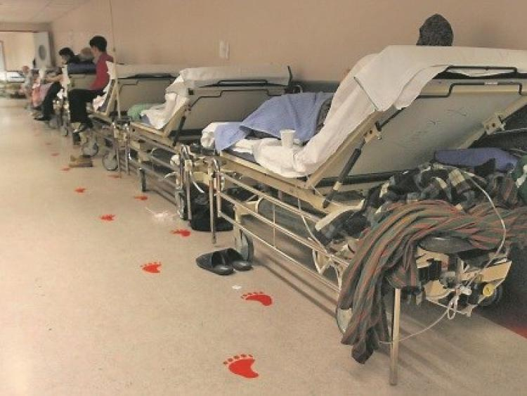 Harris to discuss overcrowding with hospital chiefs