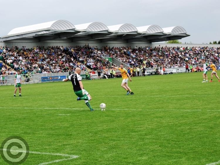 All GAA National Football and Hurling League games postponed due to weather