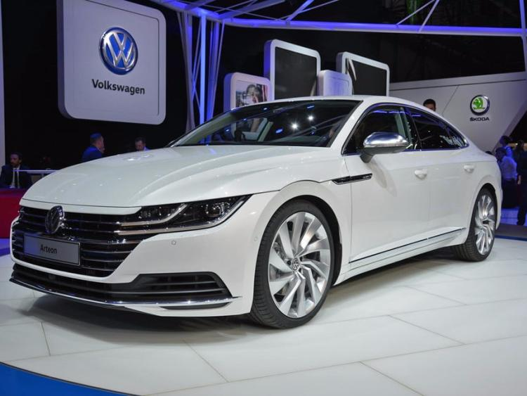 Experience The New Vw Arteon At Michael Moore Volkswagen Leitrim