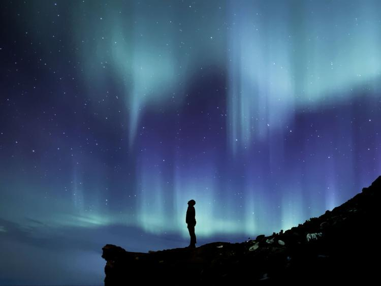 Northern lights could be visible from leitrim tonight for Chance of seeing northern lights tonight