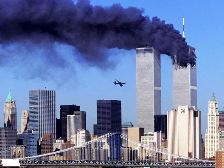 Today marks 16 years since the 9/11 terrorist attacks