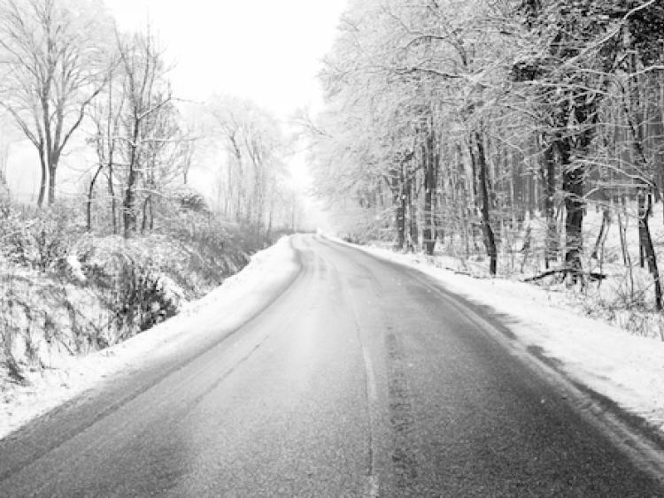 Snow and ice warning for Donegal today