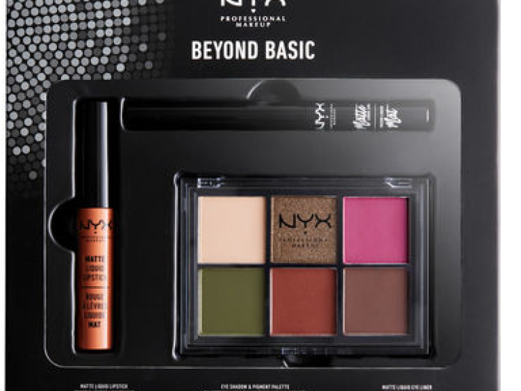 c121733b2d6 DAY 4: Win a limited edition Beyond Basic Gift Set from NYX Professional  Makeup