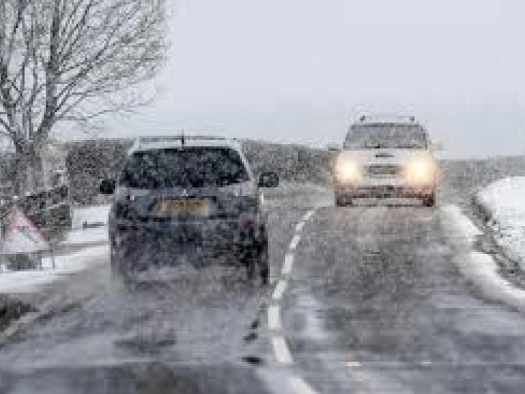 Met Office Forecasts Storm Caroline Will Bring 80mph Gusts And Blizzard Conditions