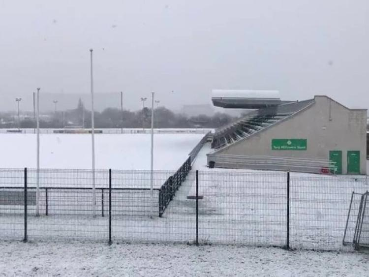 London game off as weather claims Leitrim GAA programme