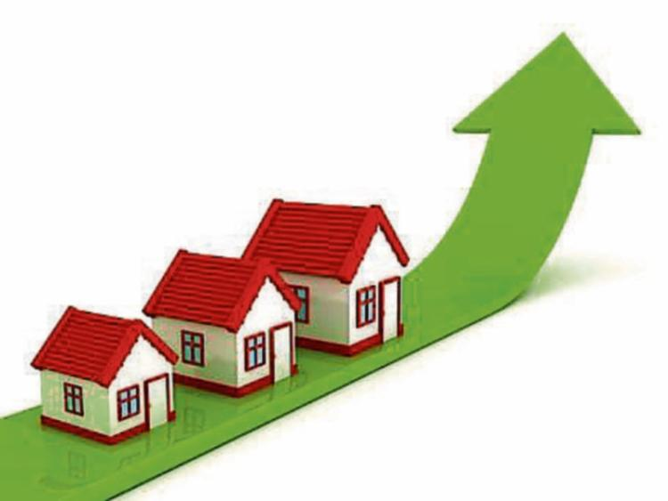 Rental prices in county increase by 14 per cent