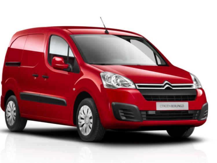 new citroen berlingo to feature euro 6 technology leitrim observer. Black Bedroom Furniture Sets. Home Design Ideas