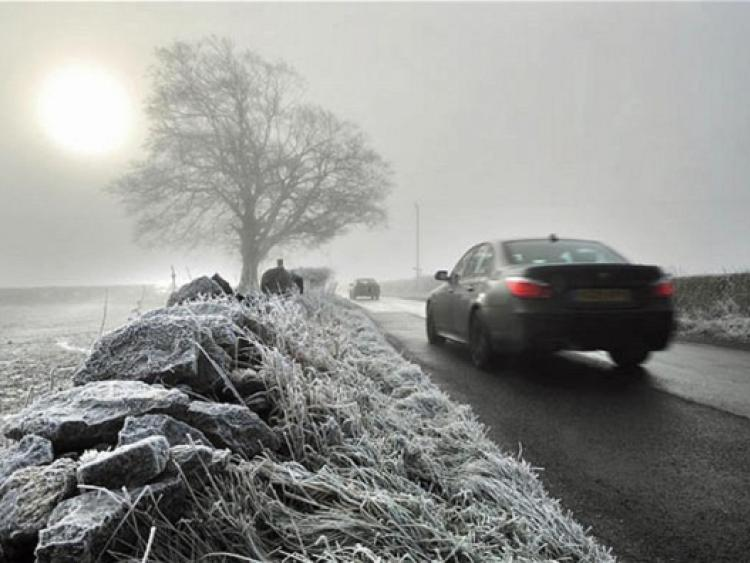 Warning issued for fog as more frost is forecast
