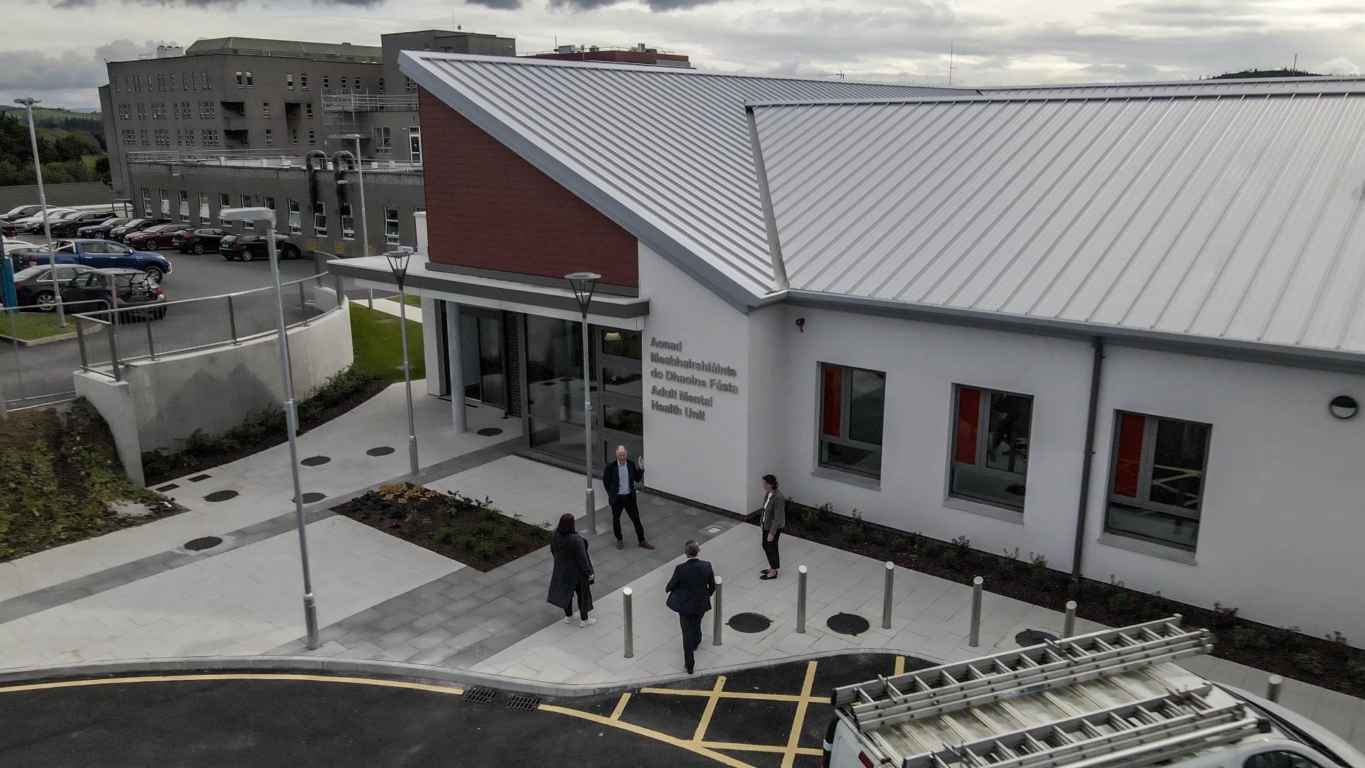 Sligo Leitrim Mental Heal Unit